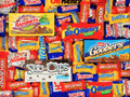 Nestle Chocolate 1000 Piece Candy Wrapper Puzzle