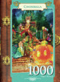 Fairytales Cinderella 1000 Piece Puzzle in Collectible Display Book Box
