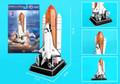 NASA SPACE SHUTTLE 87 Piece 3D Puzzle
