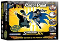 Batman & The Penguin Cast & Paint Shadow Tek Craft Kit