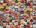 BEER BOTTLE CAPS 1000 Piece Jigsaw Puzzle