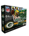 Green Bay Packers 64 Piece OYO Building Blocks NFL Endzone Set