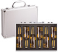 Beer Carrier Briefcase Holds & Protects 6 Beer Bottles