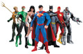 DC Comics - The New 52 - JUSTICE LEAGUE 7 Pack Action Figure Box Set