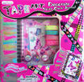 TAPE ART Decorate Your Own Journal With Ribbons and Tape