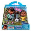 Disney Junior Doc McStuffins Doc & Donny Playtime Toy Figure Play Set
