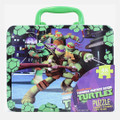 Teenage Mutant Ninja Turtles 48 Piece Puzzle Tin Lunchbox