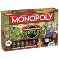 Teenage Mutant Ninja Turtles Monopoly Limited Collectors Edition with Custom Vinyl Figures