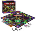 Teenage Mutant Ninja Turtles Edition Monopoly Board Game