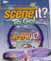 Scene it Disney Edition To Go Travel DVD Board Game