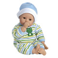"Adora PlayTime Baby Little Prince 13"" Toy Doll"