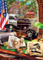 Hometown Heroes LOCAL LAW 1000 Piece Jigsaw Puzzle