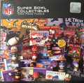 SUPER BOWL COLLECTIBLES 1000 Piece Jigsaw Puzzle