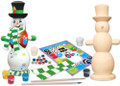 Paint Your Own SNOWMAN Kit by Works of Ahhh...