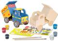 Paint Your Own DUMP TRUCK Kit by Works of Ahhh...