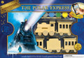 The Polar Express Paint Your Own 5 Piece Wood Train Deluxe Kit