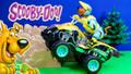 Scooby Doo Remote Control RC ATV Rider