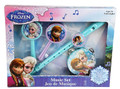 Disney Frozen 4 Piece Boxed Music Set Flute Maracas Tambourine