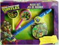 Teenage Mutant Ninja Turtles 4 Piece Boxed Music Set Flute Maracas Tambourine