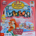 Disney Princess ROYAL PALACE PET SALON 3D Board Game