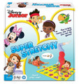 Disney Junior SUPER STRETCHY Twister Floor Mat Game