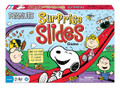 Peanuts SURPRISE SLIDES Board Game