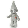 "Precious Moments Tin Man Heart Of Silver 7"" Wizard of OZ Collectible Figure"