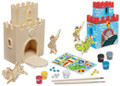 Paint Your Own Dragon Kingdom Wood Craft Kit by Works Of Ahhh...