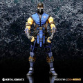 "SUB ZERO the Icy Assassin Mortal Kombat X 6"" Collectible Action Figure"