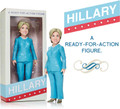 "HILLARY RODHAM CLINTON 6"" Collectible Political Action Figure"