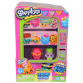 SHOPKINS Vending Machine Storage Tin with Special 2 Exclusive Shopkins Inside