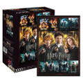"HARRY POTTER 3000 Piece Collectible Jigsaw Puzzle 32"" X 45"""