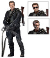 Terminator 2 Arnold Schwarzenegger Judgment Day Ultimate T-800 Action Figure by NECA