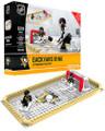 Pittsburgh Penguins NHL Backyard Rink 100 Piece OYO Mini Building Block Sport Set