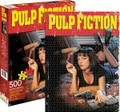 PULP FICTION 500 Piece Classic Movie Poster Jigsaw Puzzle