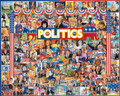 POLITICS 1000 Piece Collectible Jigsaw Puzzle