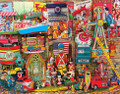 ANTIQUE TOYS 1000 Piece Classic Collectible Jigsaw Puzzle