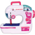 Singer Elegant Chainstitch EZ Stitch Toy Sewing Machine Set