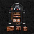 Hallmark Keepsake STAR WARS R2-Q5 Perpetual Calendar NYC Comic Con 2017 Exclusive Ornament