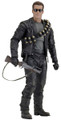 "T-800 Terminator 2 Judgement Day 3D 1/4 Scale 18"" Arnold Schwarzenegger Action Figure"