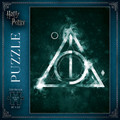 "Harry Potter The Deathly Hallows 550 Piece Jigsaw Puzzle 18"" X 24"""