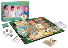 Clue Golden Girls Board Game