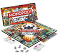 GI JOE Collector's Edition Monopoly Board Game