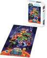 Super Mario Brothers Galaxy 550 Piece Jigsaw Puzzle