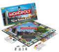 New York City Collector's Edition Monopoly Board Game