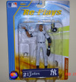Rare MLB Series 1 REPLAYS Derek Jeter Home Action Figure