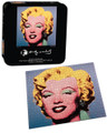 Andy Warhol Marilyn Monroe Pop Art 550 Piece Collector's Jigsaw Puzzle