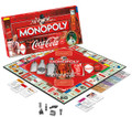 Coca Cola Monopoly 125th Anniversary Collector's Edition Board Game