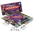 Tim Burton's The Nightmare Before Christmas Monopoly Collector's Edition