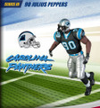 Rare NFL Series 3 RePlays Julius Peppers Action Figure